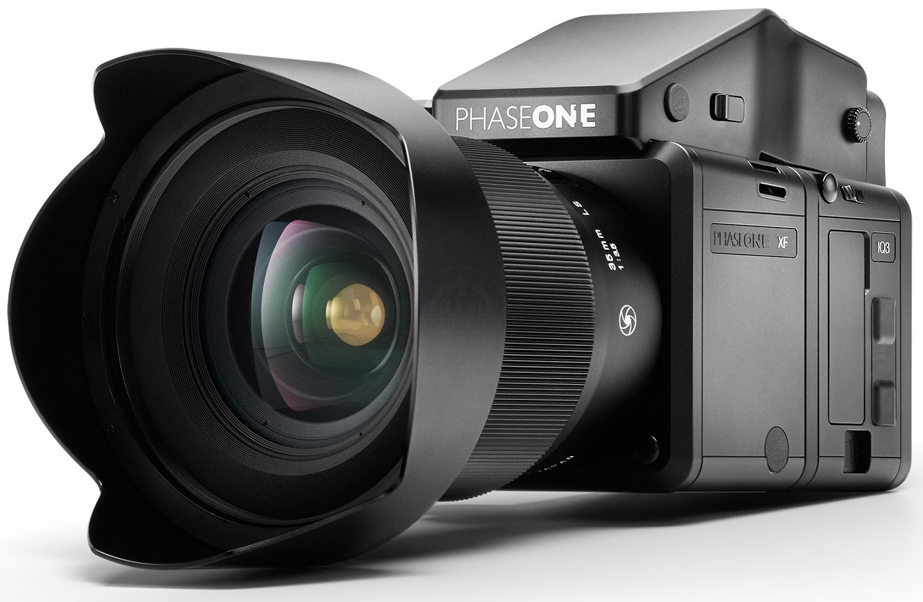 appareil photo Phase One XF 100MP