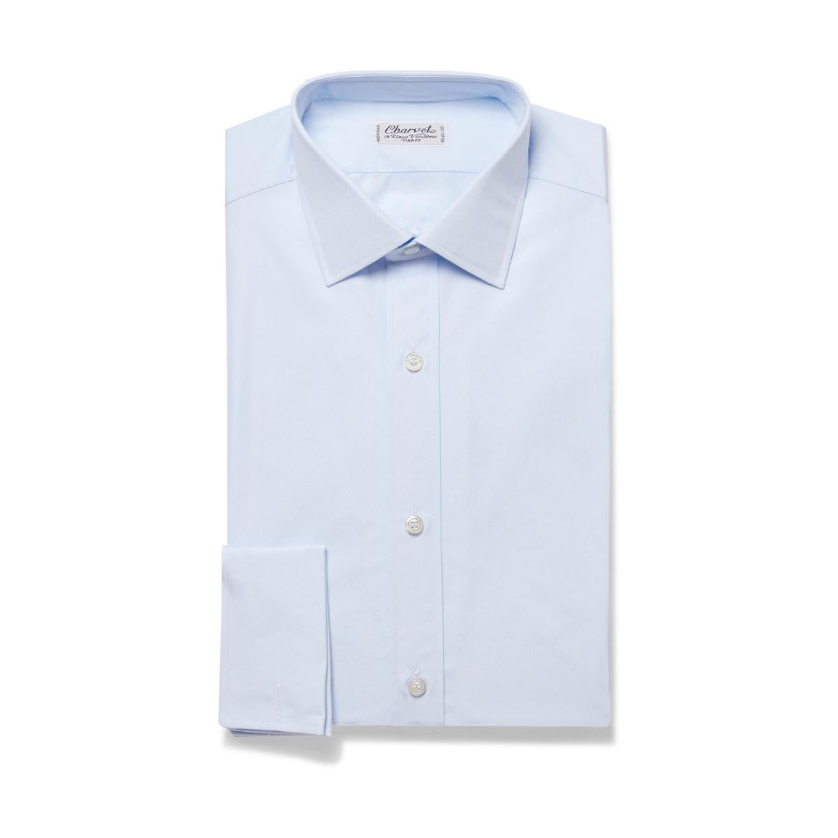 chemise charvet homme