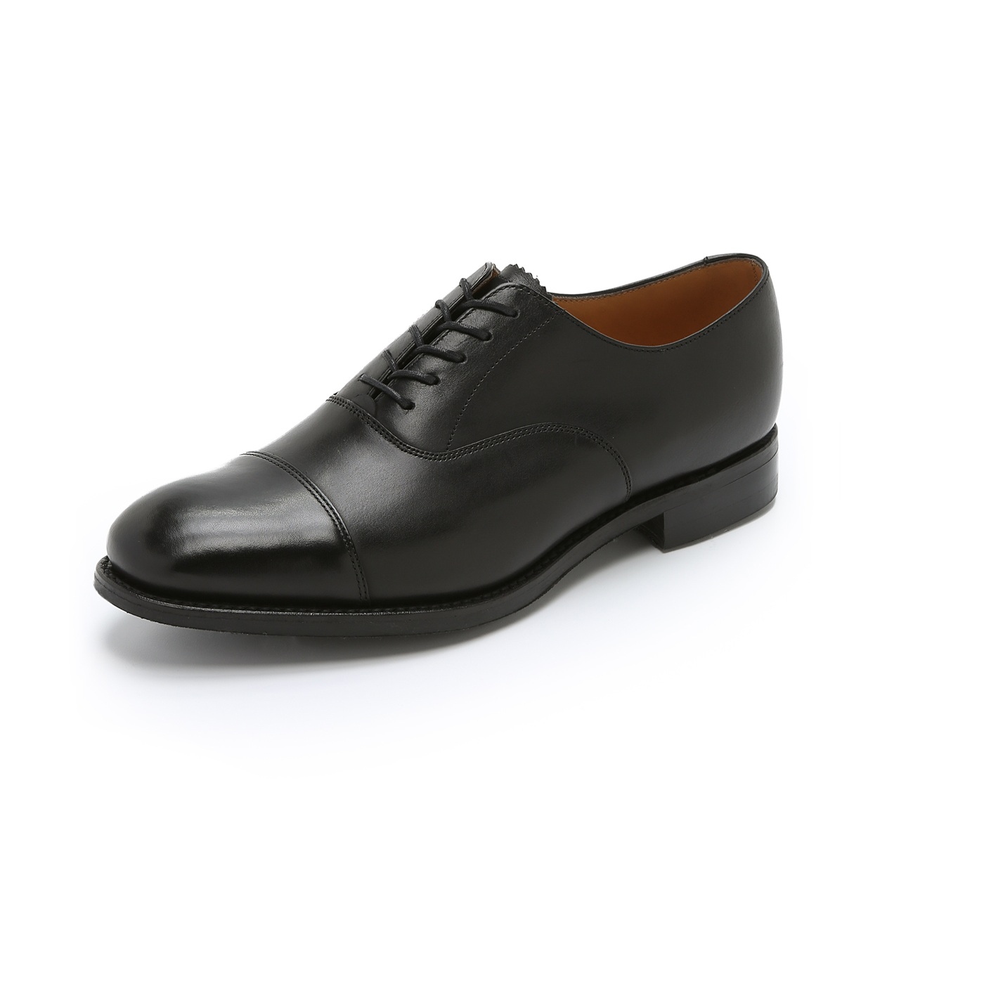 loake 1880 oxford noir chaussure pour homme