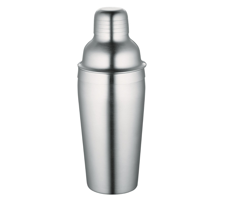 shaker acier mat