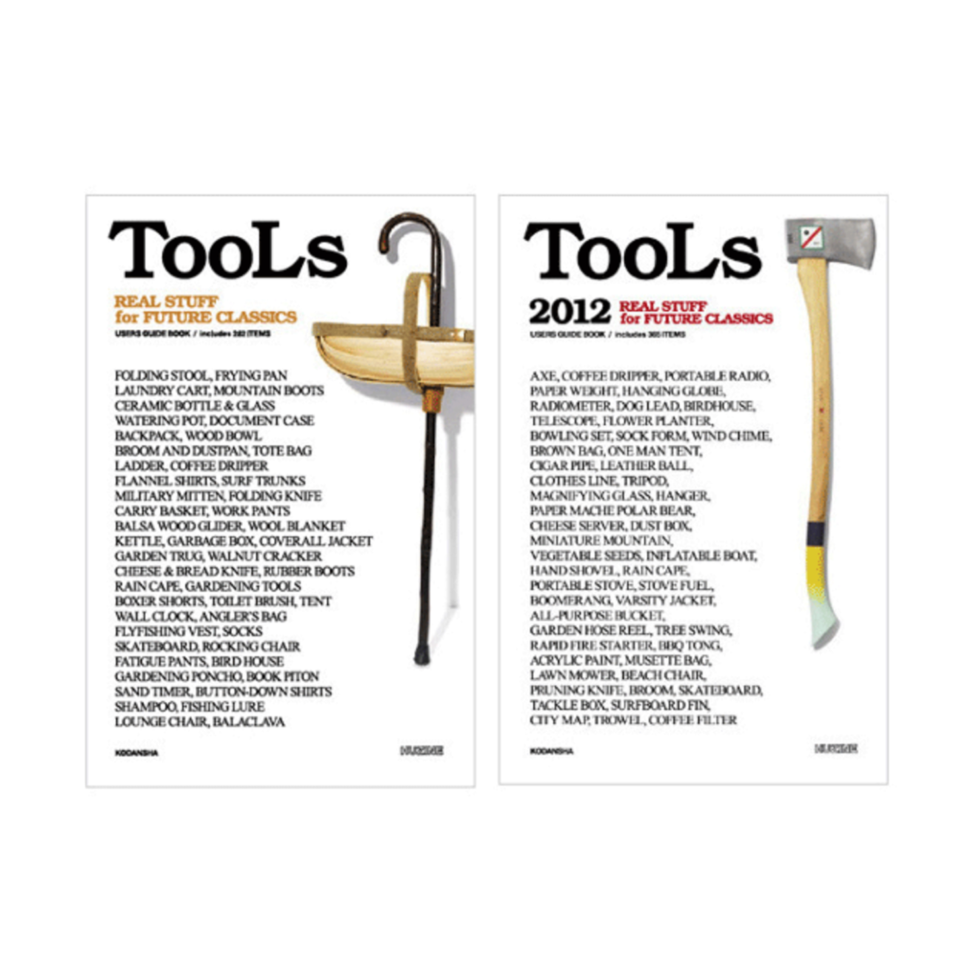 Tools - Real stuff for future classics