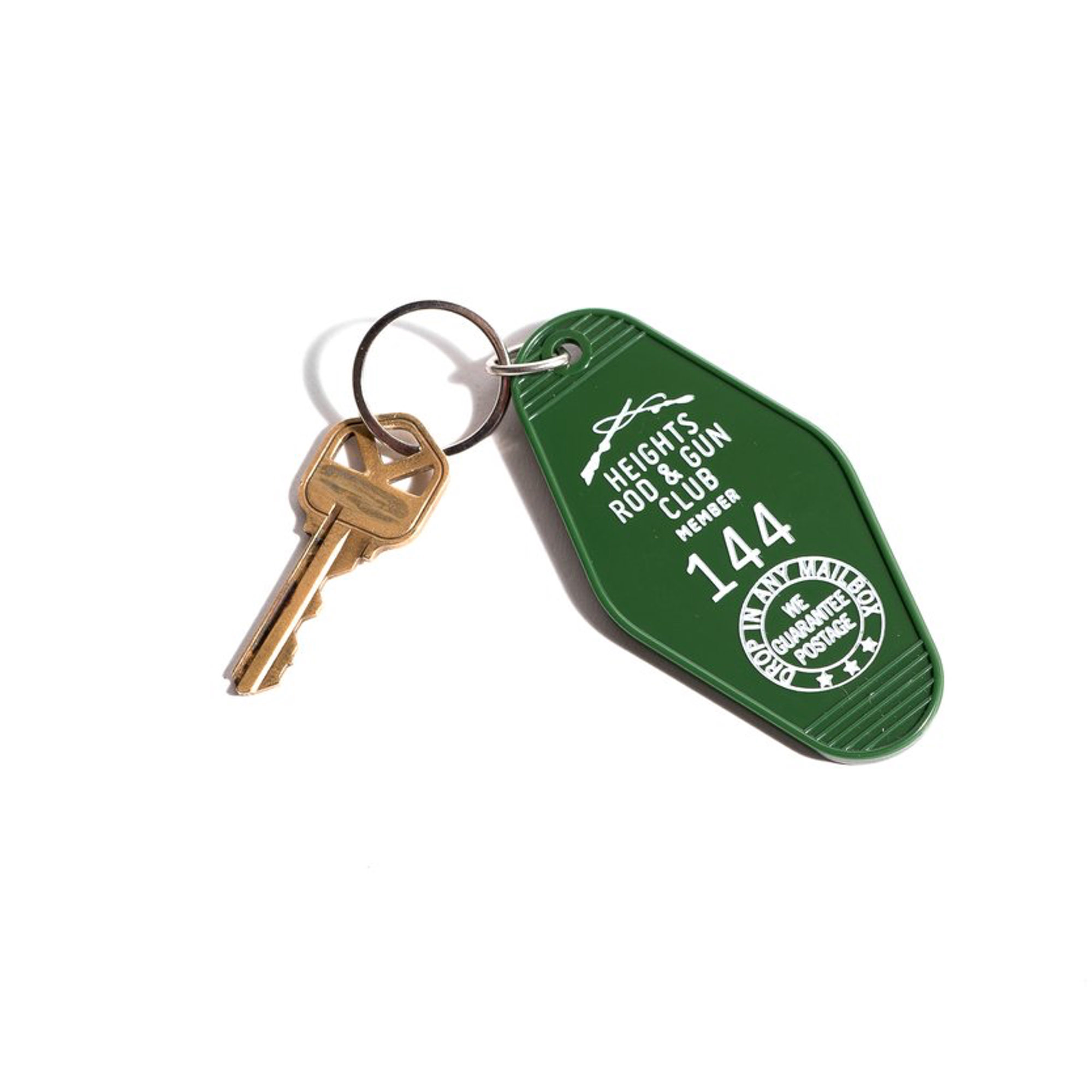porte clefs we guarantee postage