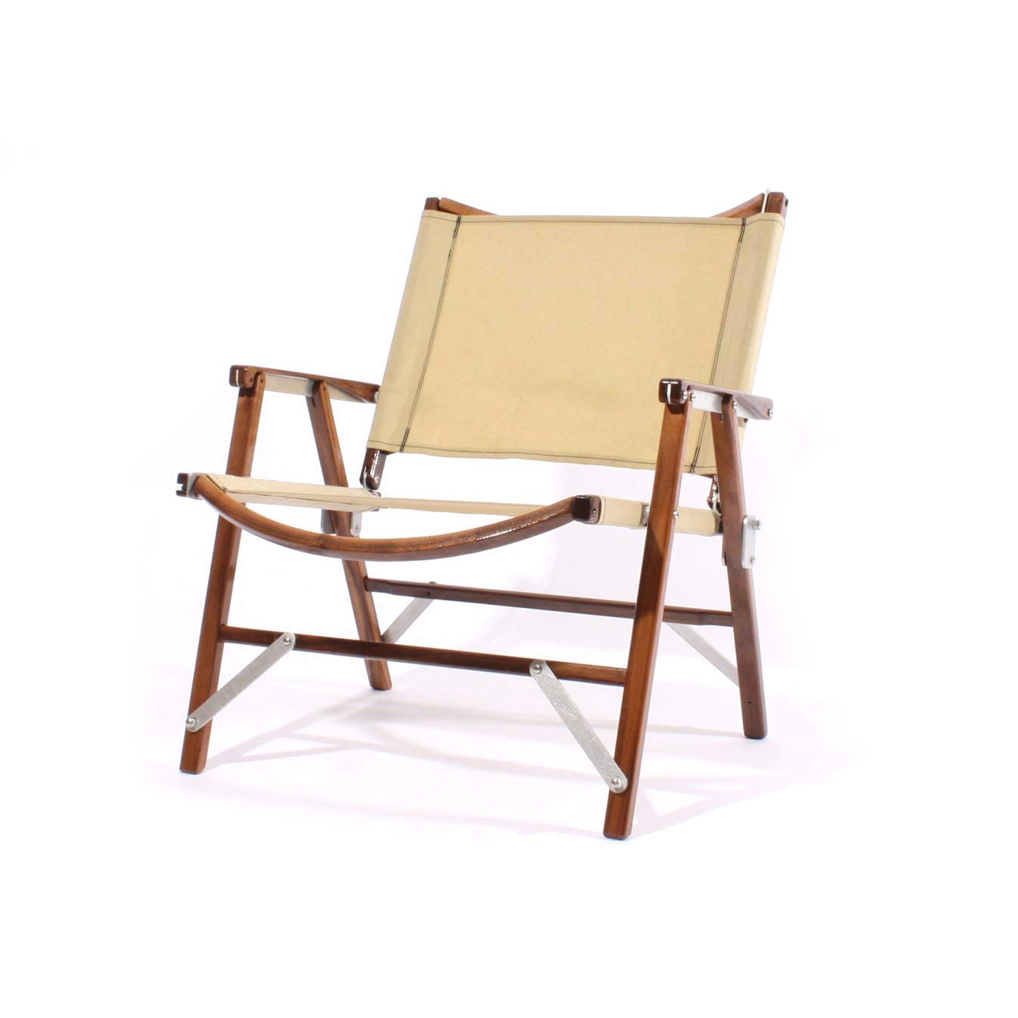 chaise pliante kermit chair walnut